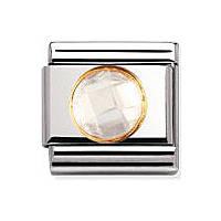 modulaire unisex bijoux Nomination Composable 030605/010