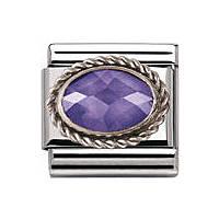 modulaire unisex bijoux Nomination Composable 030606/001