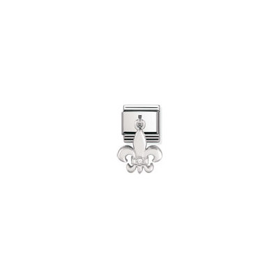 modulaire unisex bijoux Nomination Composable 031710/03