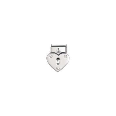 modulaire unisex bijoux Nomination Composable 031710/07