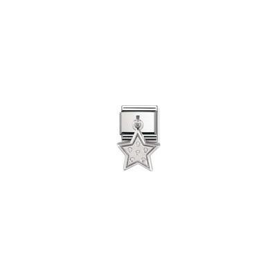 modulaire unisex bijoux Nomination Composable 031710/08