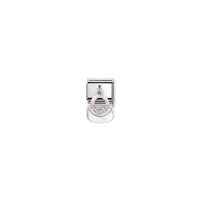 modulaire unisex bijoux Nomination Composable 031710/23