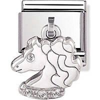 modulaire unisex bijoux Nomination Composable 031710/28