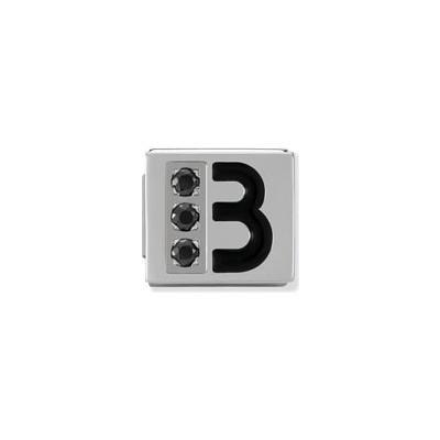 modulaire unisex bijoux Nomination Composable 230301/02