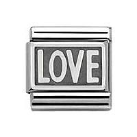 modulaire unisex bijoux Nomination Composable 330102/03