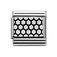 modulaire unisex bijoux Nomination Composable 330103/02
