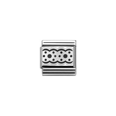 modulaire unisex bijoux Nomination Composable 330103/05