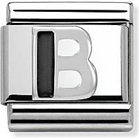 modulaire unisex bijoux Nomination Composable 330201/02