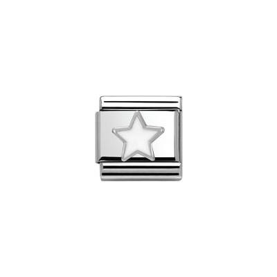 modulaire unisex bijoux Nomination Composable 330202/04