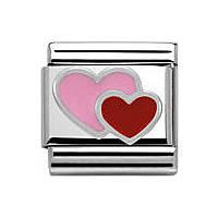 modulaire unisex bijoux Nomination Composable 330202/16