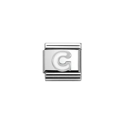 modulaire unisex bijoux Nomination Composable 330205/07