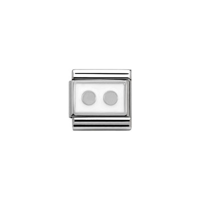 modulaire unisex bijoux Nomination Composable 330206/01