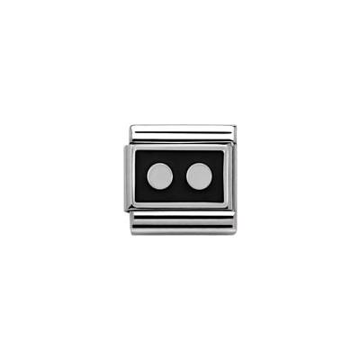 modulaire unisex bijoux Nomination Composable 330206/02