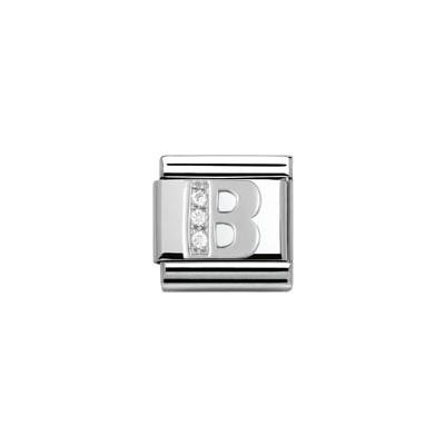modulaire unisex bijoux Nomination Composable 330301/02