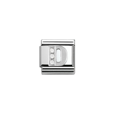modulaire unisex bijoux Nomination Composable 330301/04