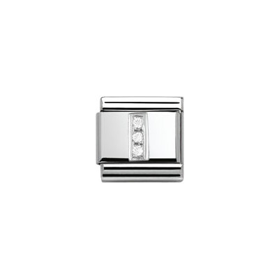 modulaire unisex bijoux Nomination Composable 330301/09