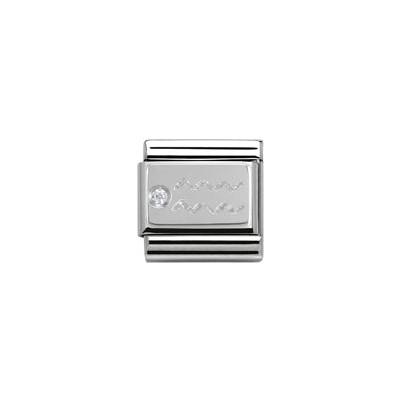 modulaire unisex bijoux Nomination Composable 330302/11
