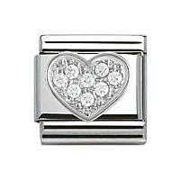 modulaire unisex bijoux Nomination Composable 330304/01