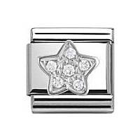modulaire unisex bijoux Nomination Composable 330304/02