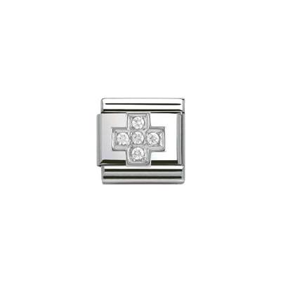 modulaire unisex bijoux Nomination Composable 330304/03