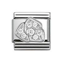 modulaire unisex bijoux Nomination Composable 330304/05