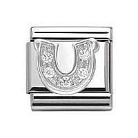 modulaire unisex bijoux Nomination Composable 330304/06