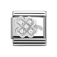 modulaire unisex bijoux Nomination Composable 330304/07