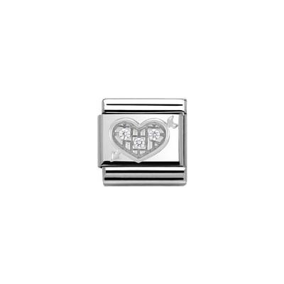 modulaire unisex bijoux Nomination Composable 330304/10