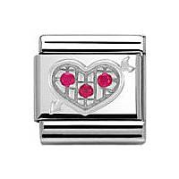 modulaire unisex bijoux Nomination Composable 330304/11