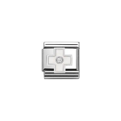 modulaire unisex bijoux Nomination Composable 330305/04