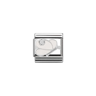 modulaire unisex bijoux Nomination Composable 330305/08