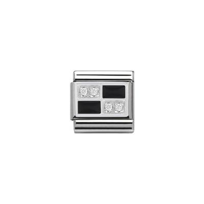modulaire unisex bijoux Nomination Composable 330306/01