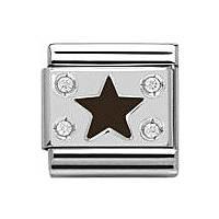 modulaire unisex bijoux Nomination Composable 330306/03
