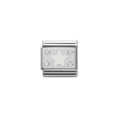 modulaire unisex bijoux Nomination Composable 330306/04