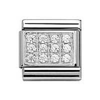 modulaire unisex bijoux Nomination Composable 330307/01