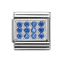 modulaire unisex bijoux Nomination Composable 330307/04