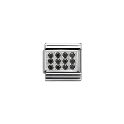 modulaire unisex bijoux Nomination Composable 330307/10