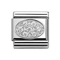 modulaire unisex bijoux Nomination Composable 330308/01