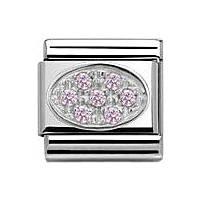 modulaire unisex bijoux Nomination Composable 330308/06