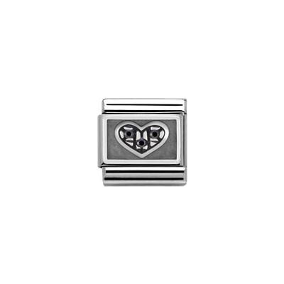 modulaire unisex bijoux Nomination Composable 330310/02