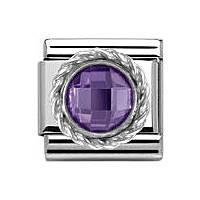 modulaire unisex bijoux Nomination Composable 330601/001