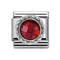 modulaire unisex bijoux Nomination Composable 330601/005