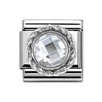 modulaire unisex bijoux Nomination Composable 330601/010