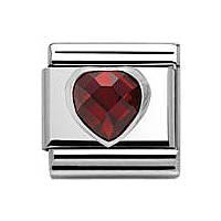 modulaire unisex bijoux Nomination Composable 330602/005