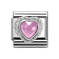modulaire unisex bijoux Nomination Composable 330603/003