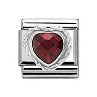 modulaire unisex bijoux Nomination Composable 330603/005