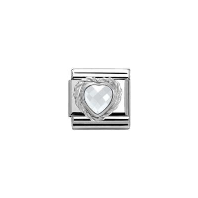modulaire unisex bijoux Nomination Composable 330603/010