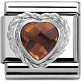 modulaire unisex bijoux Nomination Composable 330603/012