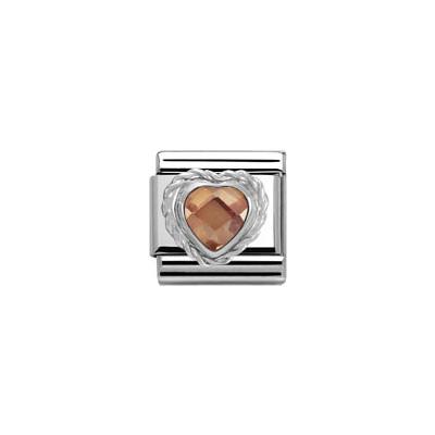 modulaire unisex bijoux Nomination Composable 330603/024