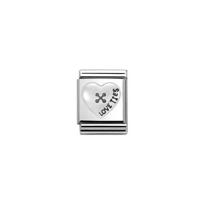 modulaire unisex bijoux Nomination Composable 332104/01